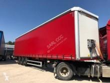 Fruehauf Semi remorque baché CM 454 TN semi-trailer