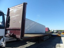 Metaco semi-trailer used flatbed