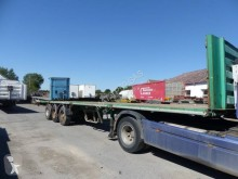 GT Trailers semi-trailer used flatbed