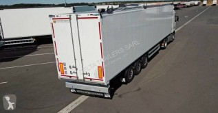 Kraker trailers moving floor semi-trailer K-Force 92m3 - bâche électrique Overquick