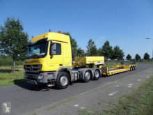 Goldhofer STZ VL 3-35/80A semi-trailer used heavy equipment transport