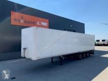 semirimorchio Schmitz Cargobull TOP! schijfremmen, volledig chassis, NL-trailer, APK: 08/2021