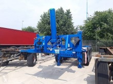 TecnoKar Trailers semi-trailer used container