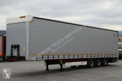 semi reboque Wielton CURTAINSIDER/MEGA /LIFTED ROOF / RELEASED POSTS