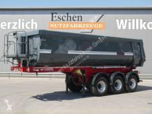 semi remorque Carnehl CHKS/HH, 28m³ Hardox,Alu-Felgen, Rollplane, BPW
