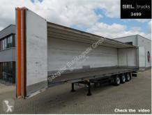 Návěs Schmitz Cargobull SKO 24 / Auflieger mit Faltwand / Carrier / chladnička použitý