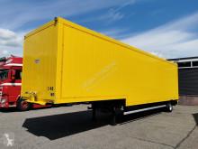 Floor FLSDO-12-10H1 1-as BPW gestuurd - City 11.5M - Semi - Alumiumopbouw - Hardhoutenvloer - Bovenbouw en Chassis gestraald en gespot semi-trailer used