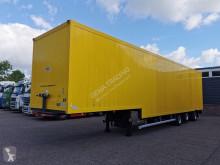 Floor FLSDO-12 Gesloten Semi dieplader - Smit Aluminiumopbouw - Stuur-as - Lift-as - Gestraald en Gespoten Chassis en Opbouw! semi-trailer