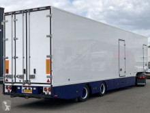 Draco mono temperature refrigerated semi-trailer BLOEMEN VERKOOP TRAILER ZWANENHALS *TOP* MULDER OPBOUW