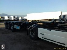 New chassis semi-trailer D-TEC FLEXITRAILER