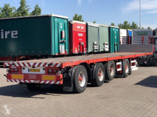 Semi remorque Floor DEELBAAR PLATEAU / CONTAINER CHASSIS / NWE APK! porte containers occasion