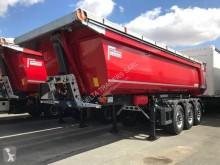 Semi remorque benne TP Schmitz Cargobull SKI 25m3 - Porte hydraulique