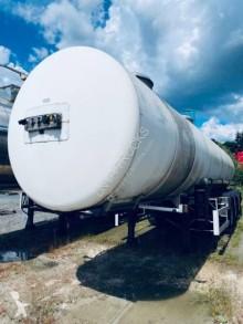 Magyar Citerne à eau semi-trailer