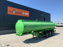 نصف مقطورة صهريج NEW Fueltanker, 35.000L/2-comp. NO DOCUMENTS