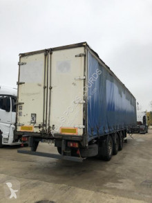Titan tautliner semi-trailer