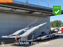 Used car carrier semi-trailer nc LKW / Trucktransport SAF-axle Extendable Steeraxle Liftaxle