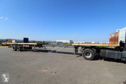 ACTM semi-trailer used flatbed
