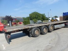 Coder semi-trailer used flatbed