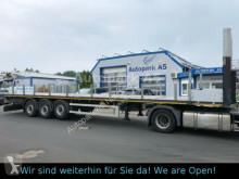 semirimorchio Kässbohrer Maxima XS Plattform BPW Liftachse Neuwertig