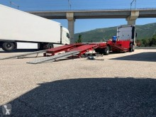 Montenegro SG16-1G semi-trailer used heavy equipment transport