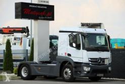 ciągnik siodłowy Mercedes ACTROS 1840 / MP4 /LOW CAB / 6600 KG/FULL ADR/
