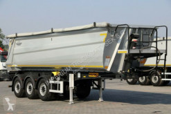 Semi remorque Wielton TIPPER 34 M3 /WEIGHT: 4790 KG/WHOLE ALUMINIUM / benne occasion