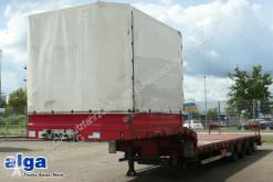 Nooteboom ausziehbar über 20mtr., gelenkt. verbreiterbar semi-trailer used heavy equipment transport