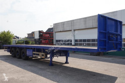 Semitrailer platta Pacton Flatbed with Twistlocks Full Steel Heavy Duty Afrika Spec / Refurbished / New Suspension / New Brake System