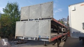 Samro flatbed semi-trailer
