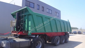 semiremorca Carnehl BPW-AXLES / CHASSIS AND TIPPER FROM STEEL