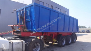 Semirremolque volquete Blumhardt BPW-AXLES / CHASSIS AND TIPPER FROM STEEL