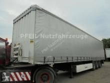 Semitrailer Krone SD Tautliner- Kron- LIFT- Code XL + Getränke flexibla skjutbara sidoväggar begagnad