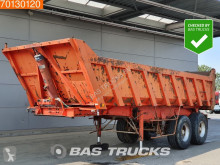 Полуприцеп самосвал Castera 17m3 Steel Tipper Steel Suspension