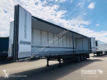 semi remorque Schmitz Cargobull Trockenfrachtkoffer Faltwand Doppelstock