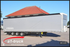 semi remorque Schmitz Cargobull S01, Varios, Hubdach, verzinkt, 140 tkm !!
