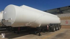Cobo MONOCUBA :COMBUSTIBLES,ACEITES,AGUAS RESIDUALES,LIXIVIADOS semi-trailer used tanker