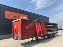 semirimorchio Van Hool gegalvaniseerd, zijborden, hardhouten vloer, SAF INTRADISC, NL-trailer, APK: 10/10/2020