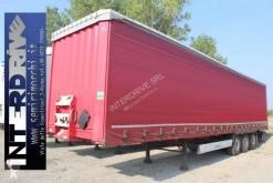Krone beverage delivery semi-trailer SDR semirimorchio centinato francese usato