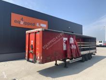 semirimorchio Van Hool nieuwe zeilen (kleur naar keuze), gegalvaniseerd, zijborden, hardhouten vloer, SAF INTRADISC, NL-trailer, APK: 13/11/2020