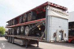 Nc Flatbed / 13.6M semi-trailer used flatbed