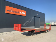 Semiremorca GS Meppel lowloader + ramps, BPW, NL-trailer transport utilaje second-hand