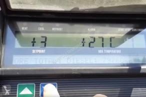 Félpótkocsi Merker SEMIRIMORCHIO, FRIGORIFERO, 3 assi használt hűtőkocsi