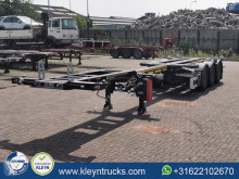 Serin 3DFCST semi-trailer used container