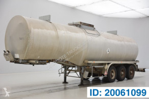 Yarı römork tank Fruehauf Tank
