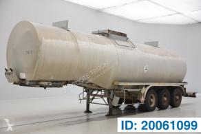 Semirimorchio cisterna Fruehauf Tank