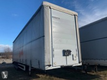 Used tautliner semi-trailer Lecitrailer MEGA VOLUME 3 ESS