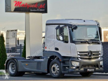 جرار Mercedes ACTROS 1840 / MP4 /LOW CAB / 6600 KG/FULL ADR/ مستعمل