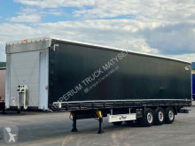نصف مقطورة مغطاة Fliegl CURTAINSIDER /STANDARD/5850 KG /LIFTED AXLE/ XL