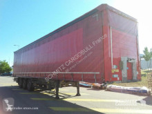 Used tautliner semi-trailer Schmitz Cargobull Rideaux Coulissant Standard