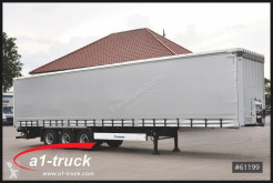Semi remorque savoyarde Krone SD LBW 2500kg, Alufelgen, Getränke,